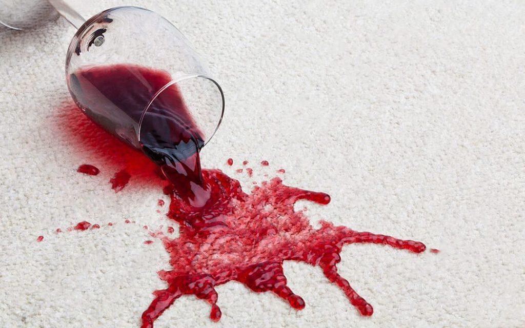 Halıdan Şarap Lekesi Nasıl Çıkar