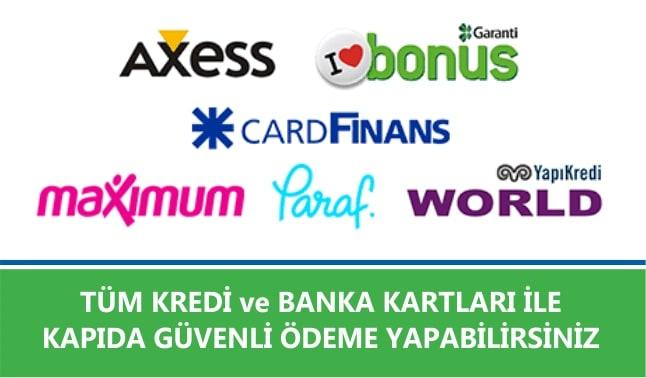 Kapıda Kredi Kartı İle Ödeme